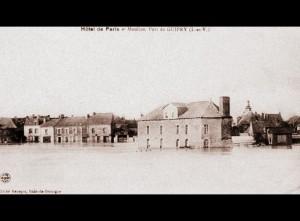 Innondation - Crue de La Vilaine